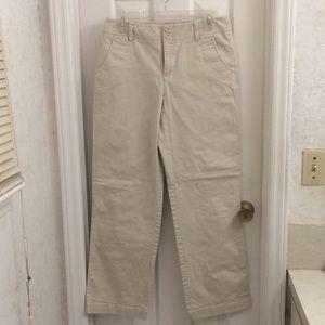 Rafaela Khaki pants